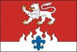 Znak a vlajka obce Zhoř