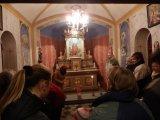 Adventní setkání ve zhořské kapli