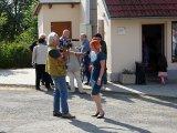 Požehnání kaple v Blehově
