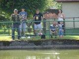 Rybářské závody červen 2016