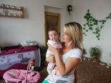 Klaudie Pancová 5/2012