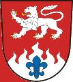 Znak obce Zhoř
