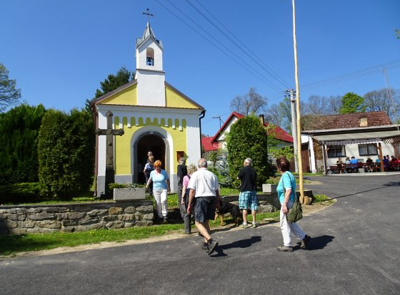 Kaple Březí