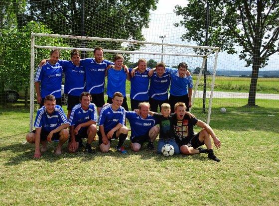 SK Zhoř - vítěz Zhoř Cupu 2016
