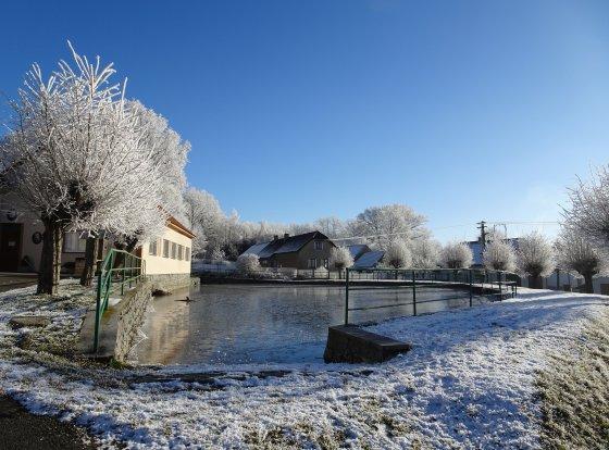 Zima ve Zhoři