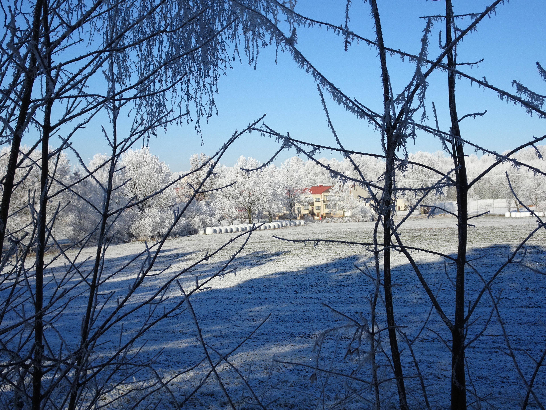 Zimní pohled na Zhoř