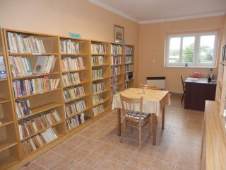 Knihovna Zhoř