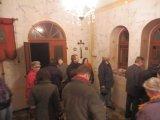 Adventní prohlídka kaple